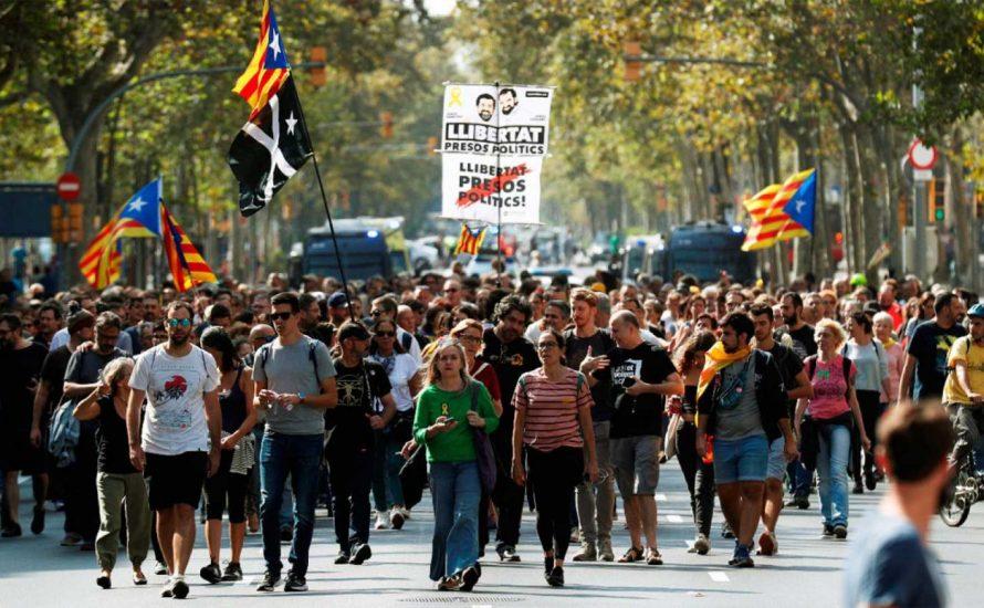 Amnestie JETZT für alle politischen Gefangenen! Auf die Straßen: Generalstreik in Katalonien und Mobilisierungen im ganzen Staat!