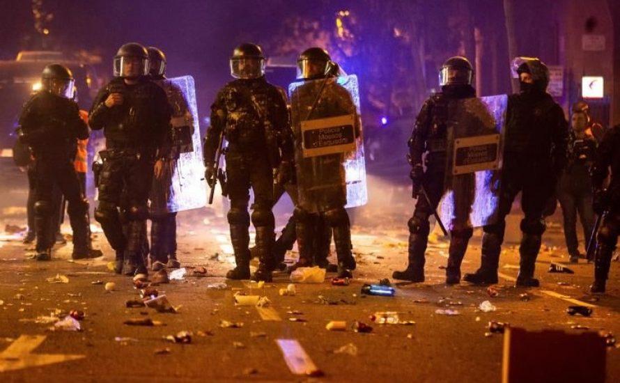 Katalonien: Dritter Tag von Massenmobilisierungen und brutaler Polizeirepression