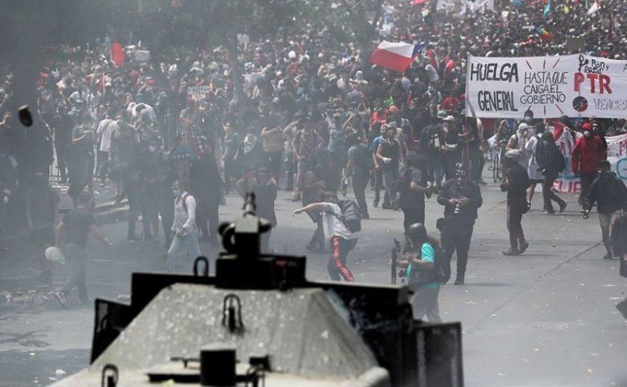 Die Rebellion der Massen in Chile und die Aufgaben der Revolutionär*innen