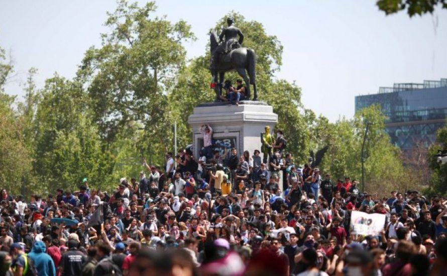 Chile: Die Rebellion geht mit Generalstreiks und Tendenzen zur Selbstorganisierung in die zweite Woche
