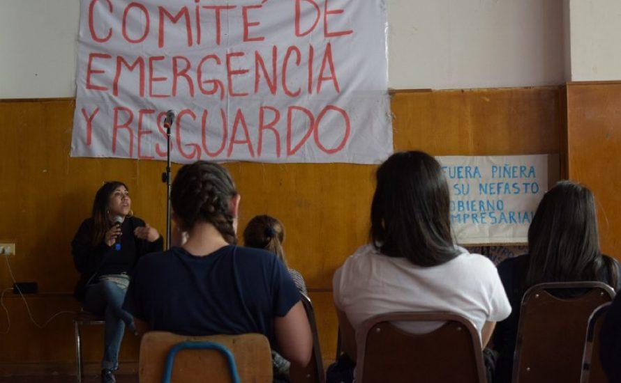 Chile: Was sind die Komitees für Notfälle und Schutz?