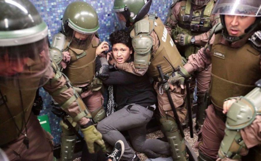 Internationale Erklärung: Dringende Kampagne gegen die Repression in Chile