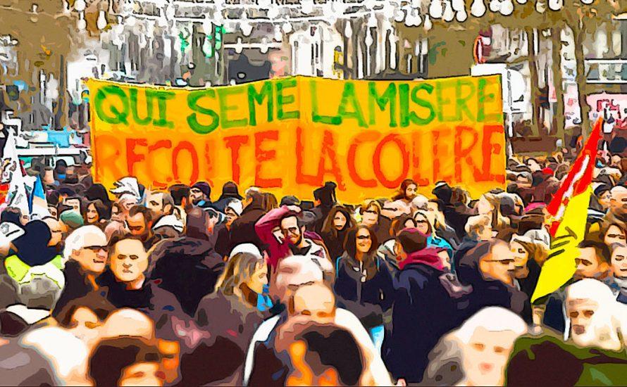Die konkrete Perspektive des Generalstreiks in Frankreich und seine Gegner*innen