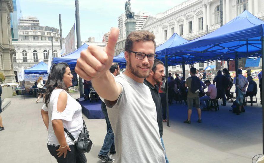 Chile: Politische Verfolgung des linken Aktivisten Dauno Tótoro