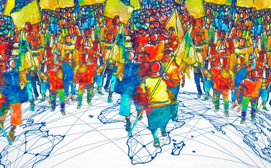Die Globalisierung des Klassenkampfes und die Utopie der Revolutionären Partei in einem Land