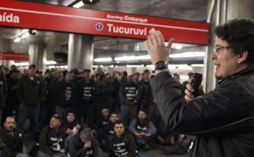 ver.di aktiv: Solidarität mit unseren Kolleg*innen in Brasilien!