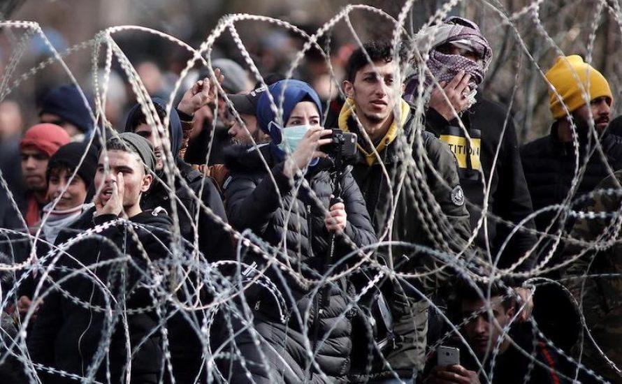 Griechenland/Türkei: Grenzen öffnen! Sichere Fluchtwege und Aufenthalt jetzt!