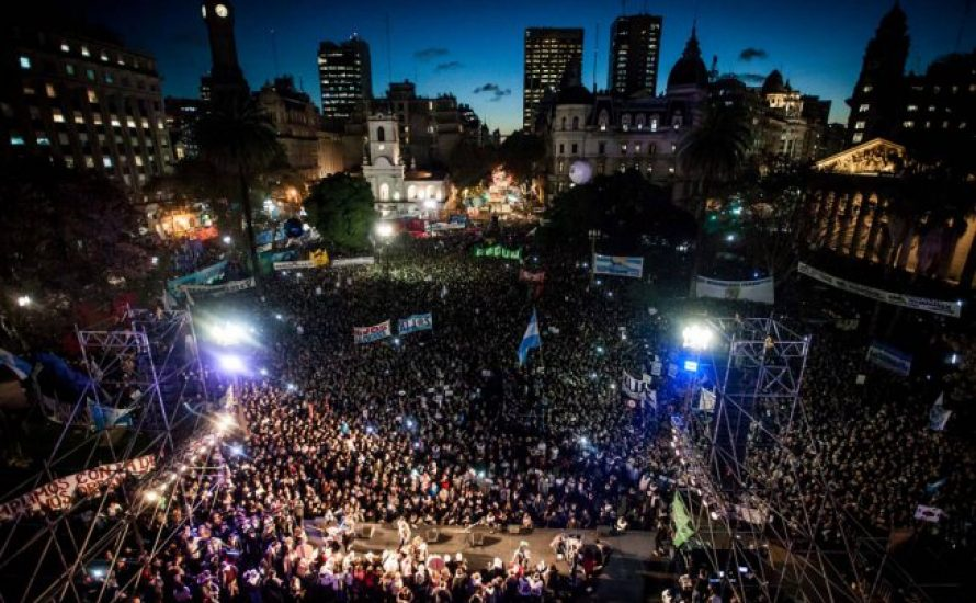Argentinien: Massenproteste gegen Straffreiheit für den Massenmord der Militärdiktatur