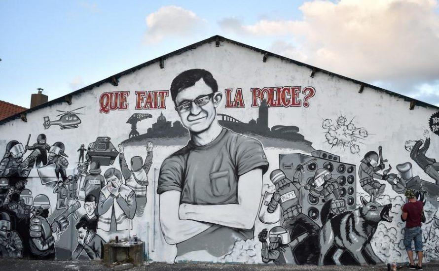Frankreich: Steve ist tot, Polizei und Regierung sind verantwortlich!