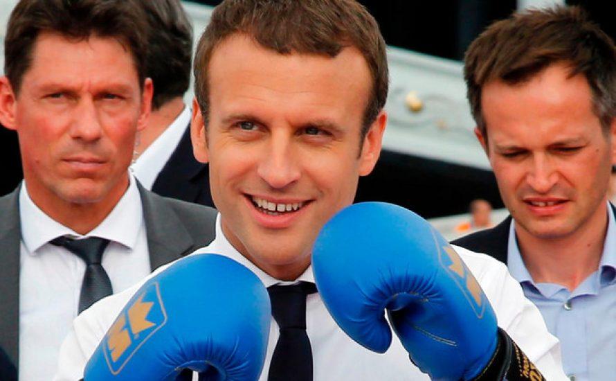 Frankreich: Macron plant Angriff auf den öffentlichen Dienst
