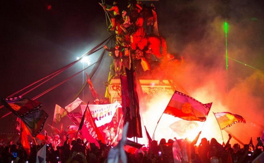 Chile stimmt mit überwältigender Mehrheit dafür, Pinochets Verfassung zu begraben: Wie geht es weiter?