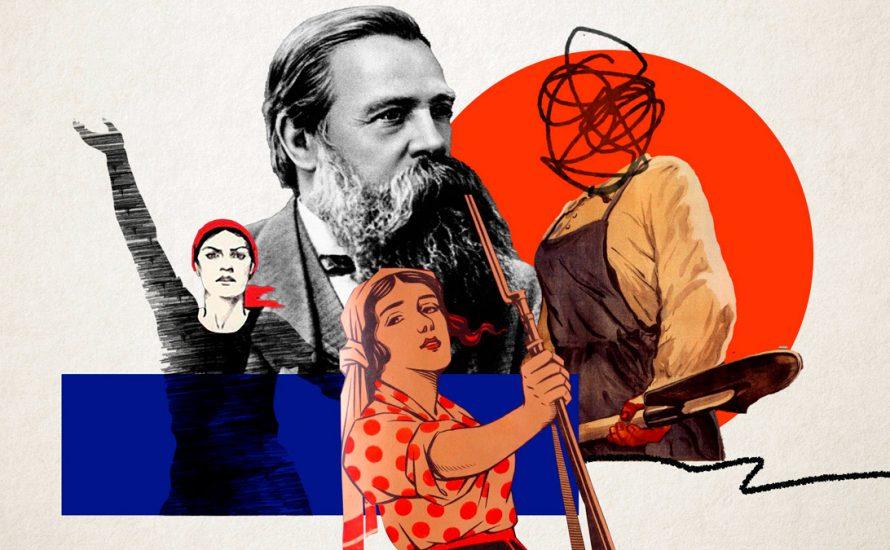 Engels, die Frauen der Arbeiter:innenklasse und der sozialistische Feminismus