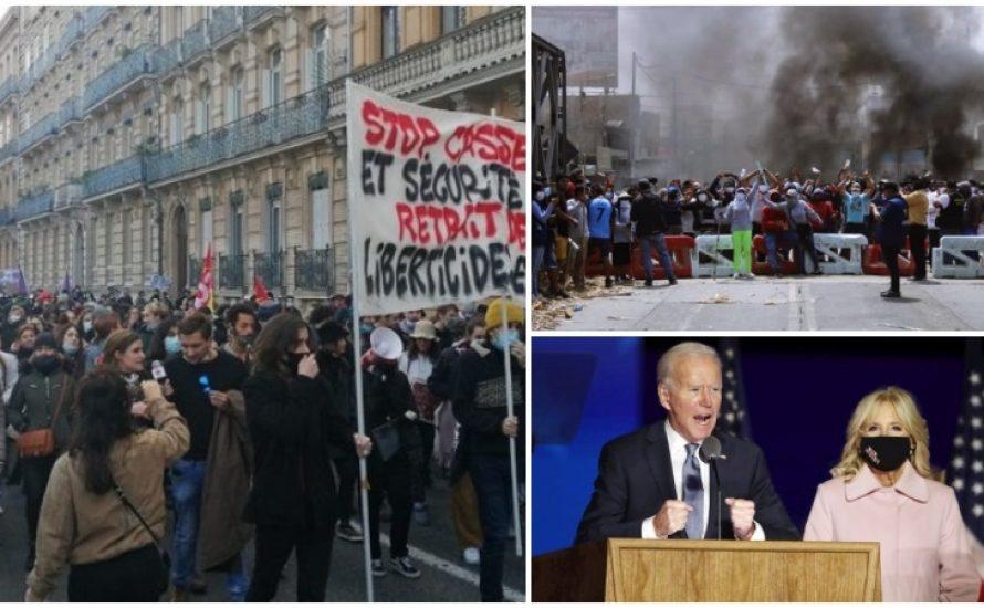 7 Thesen zur internationalen Situation
