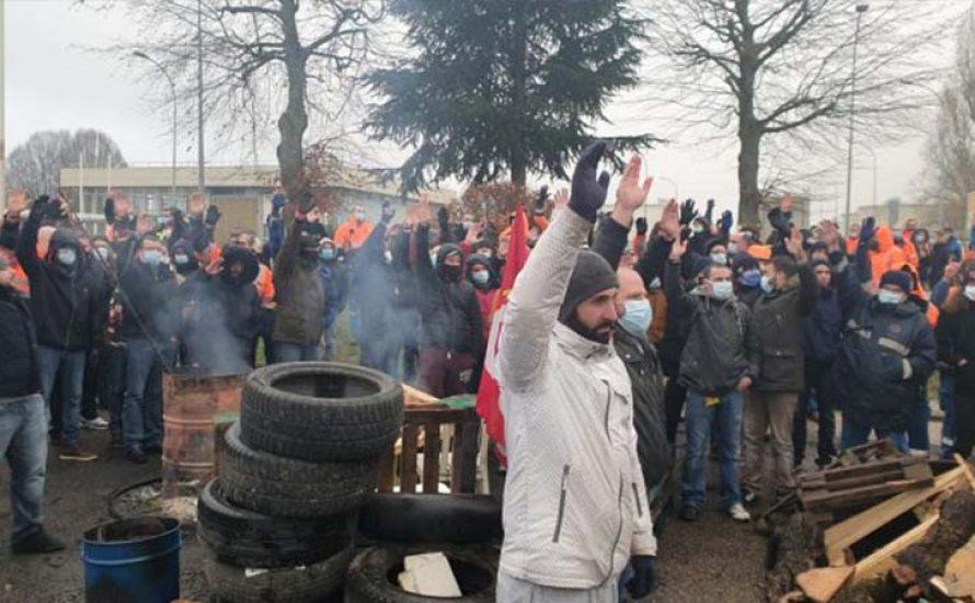 10 Gründe, den großen Raffineriestreik bei Total in Frankreich zu unterstützen