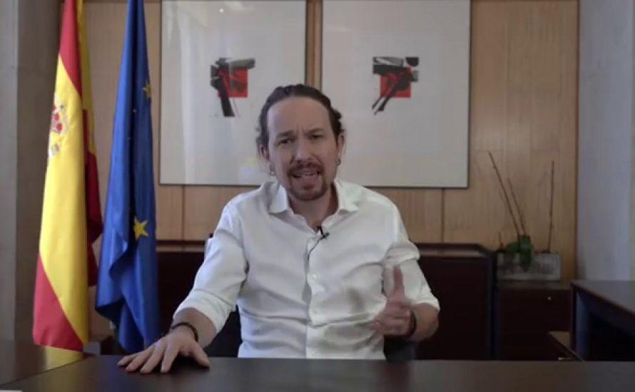 Pablo Iglesias verlässt die spanische Regierung – um eine Wahlniederlage in Madrid zu vermeiden