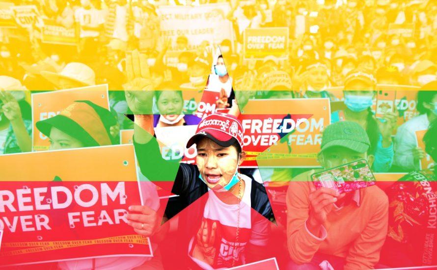 Myanmar – Die Arbeiter:innenklasse gegen den Militärputsch