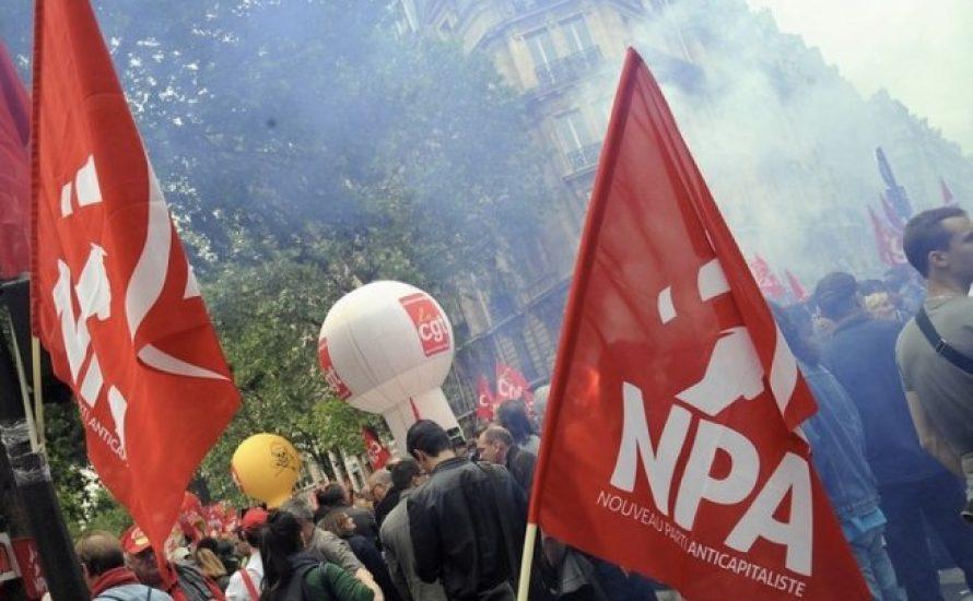 Warum hat die Neue Antikapitalistische Partei in Frankreich ihren linken Flügel hinausgeworfen?
