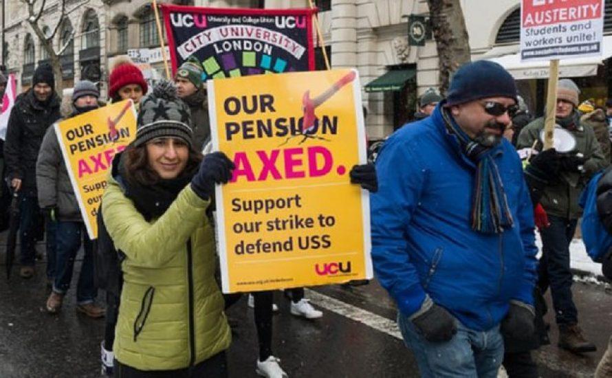 Großbritannien: Streik der Universitätsbeschäftigten geht in die vierte Woche