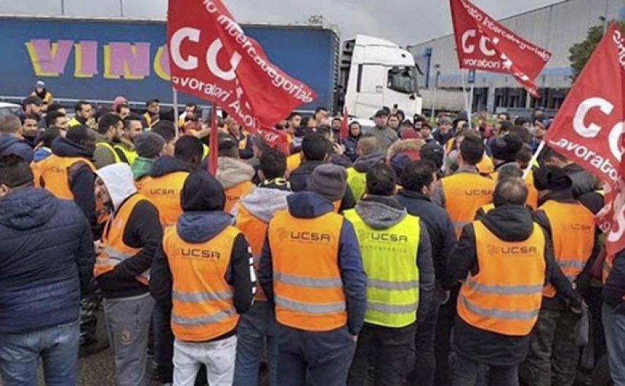 Italien: Gewerkschaftsführer bei Streikposten des nationalen Logistikstreiks getötet