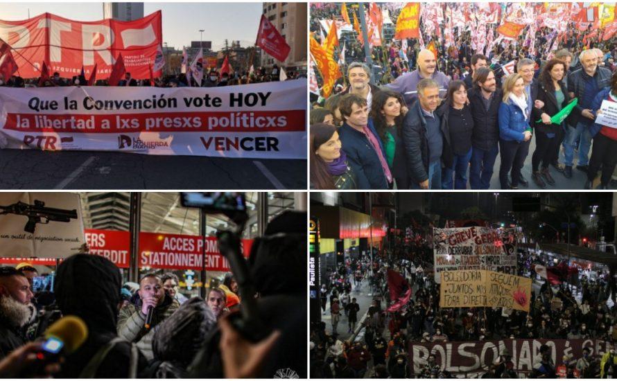 Die internationale Situation und die politischen Kämpfe der FT-CI