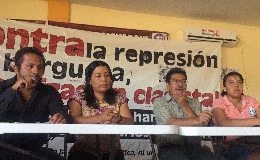 Oaxaca: Sohn eines sozialistischen Aktivisten brutal gefoltert