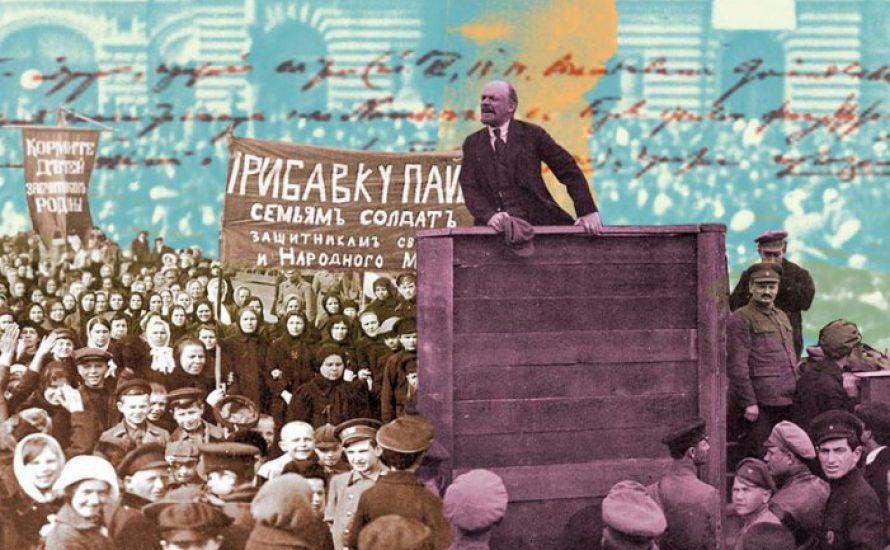 Die Herausforderungen der Russischen Revolution