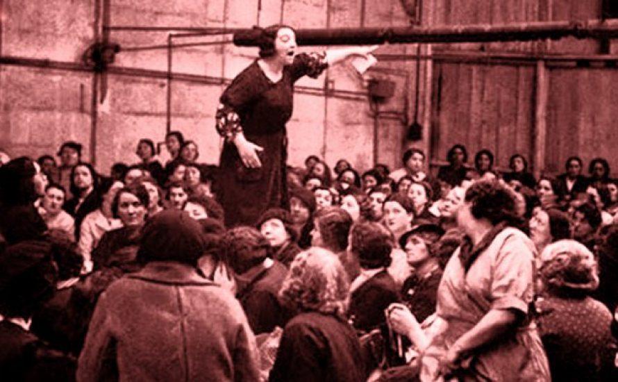 Die Herausforderungen der Russischen Revolution und die Rechte der Frauen