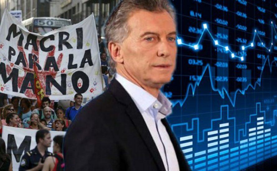 Der argentinische Peso fällt: Tausende demonstrieren gegen Macri und den IWF