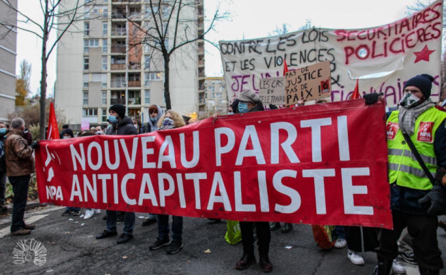 Krise in der französischen NPA: Eine Debatte mit den linken Strömungen der Partei
