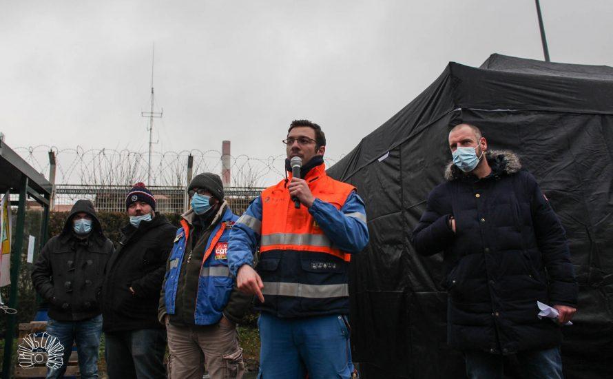 30 Tage Streik bei Total in Frankreich – revolutionäre Sozialist:innen an vorderster Front