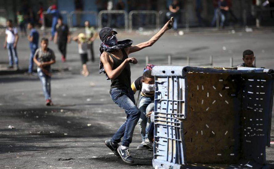 Stehen wir vor einer neuen Intifada?