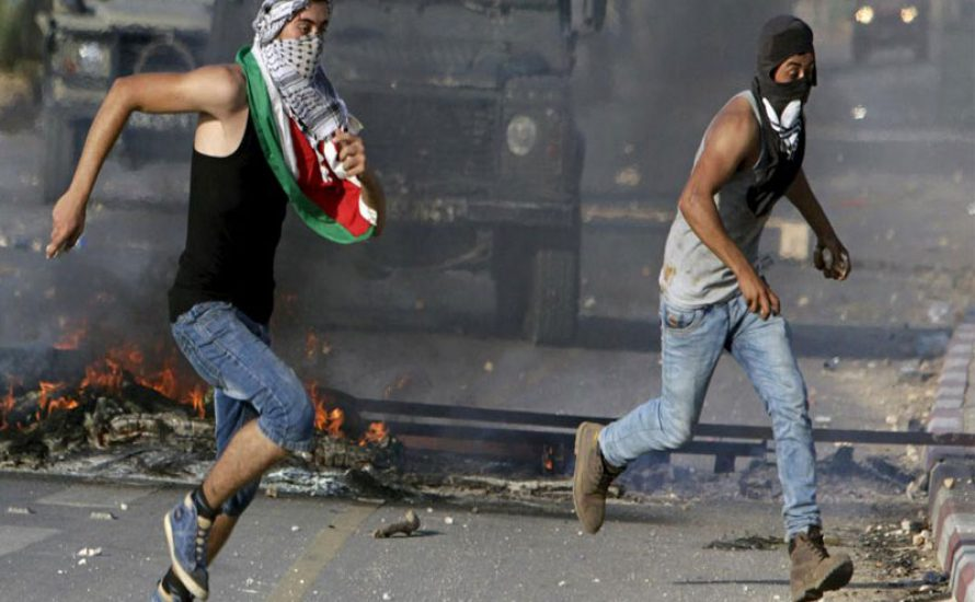 """""""Messer-Intifada"""" gegen den Apartheidsstaat Israel"""