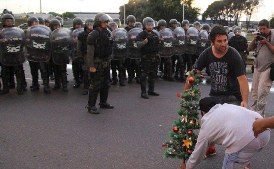 Argentinien: Massive Repression gegen kämpferische Arbeiter*innen