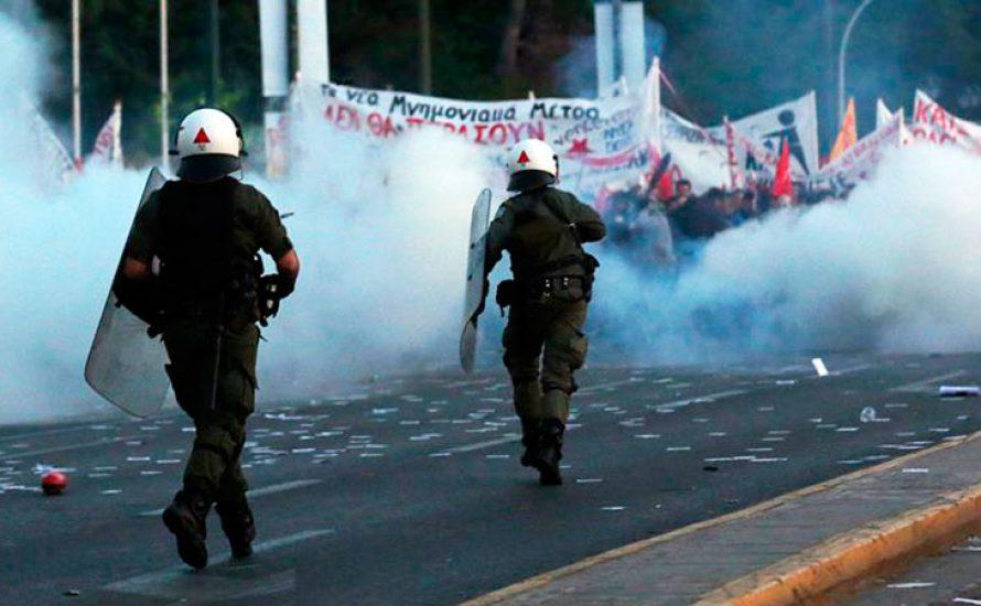 Griechenland: noch mehr Austerität