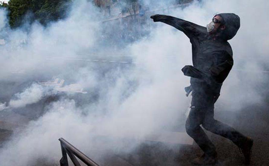 Die Proteste in Frankreich werden härter