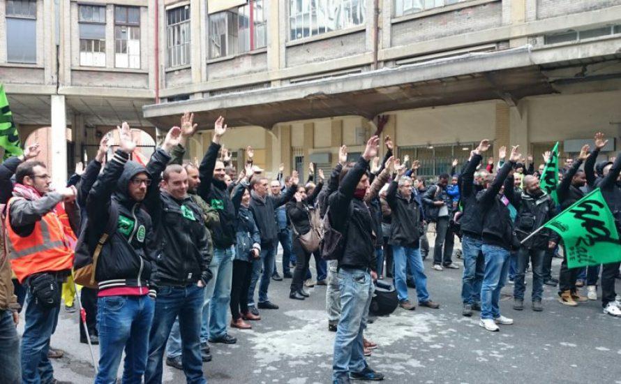 """""""Robin Hood""""-Streik bei den Stromkonzernen in Frankreich"""