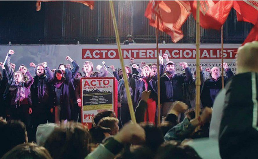 Entweder ist die Linke internationalistisch oder sie ist nichts
