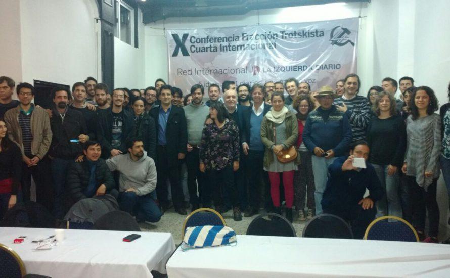 X. Konferenz der FT: Schlussfolgerungen einer Woche intensiver internationalistischer Debatten