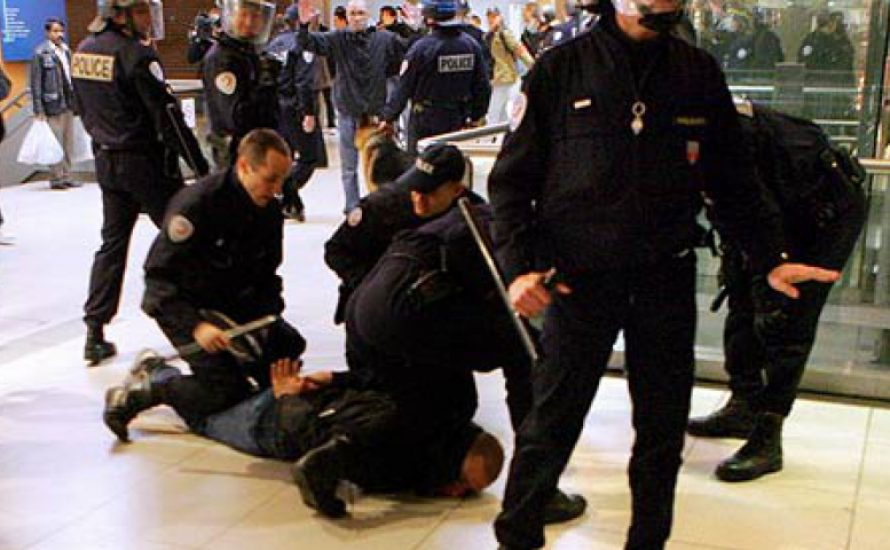 Polizeigewalt in Paris: