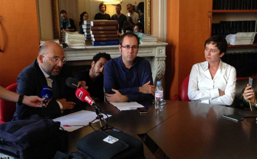 Frankreich: Sorbonne-Dozent klagt Morddrohungen der Polizei an