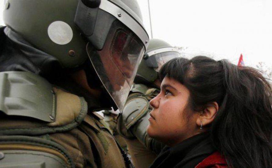Chile: Das Bild einer neuen Generation ohne Angst