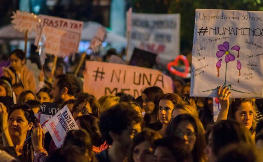 Für Lucía Pérez: Frauenstreik in Argentinien