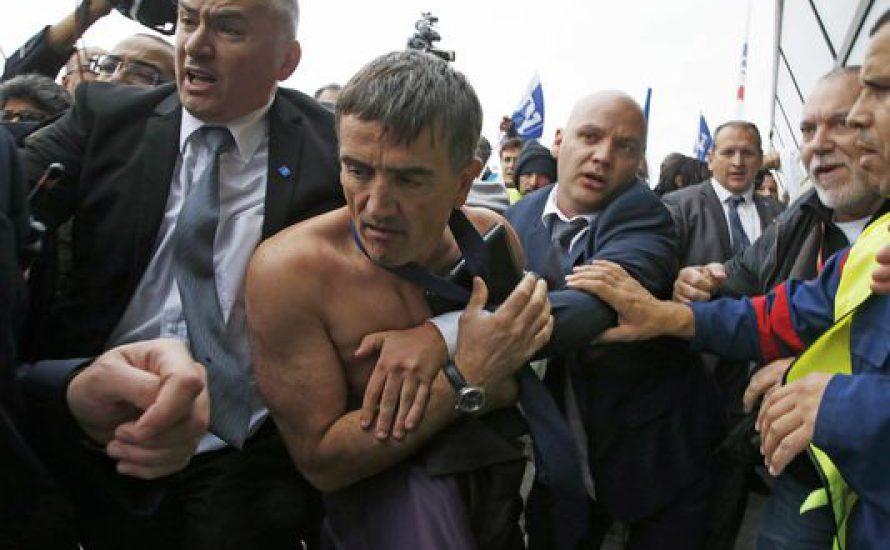 Das zerrissene Hemd: Das Urteil bei Air-France ist gefällt