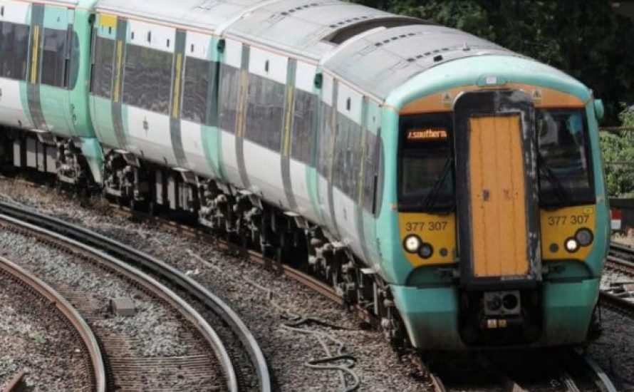 Größter Eisenbahnstreik in London seit Jahrzehnten