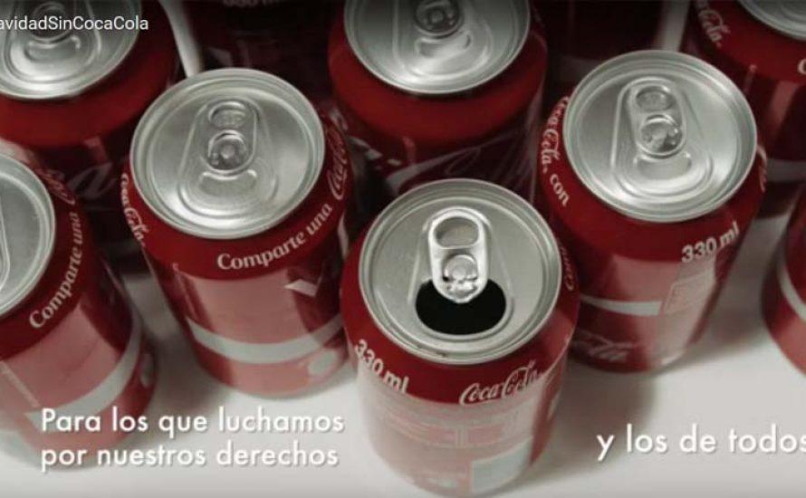 Madrid: Ein Weihnachten ohne Coca-Cola [mit Video]