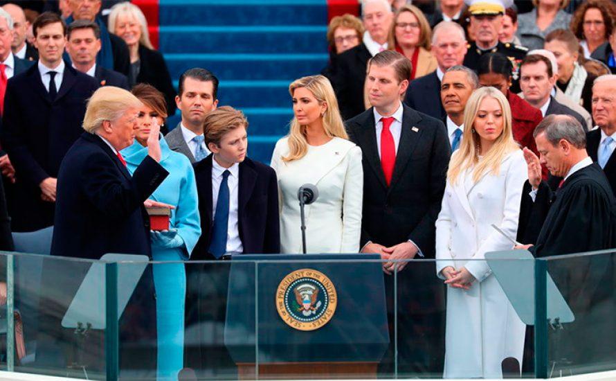 Trump'ın başkanlığı: Kurulu düzen bölündü