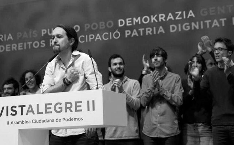 Podemos: Iglesias regiert durch