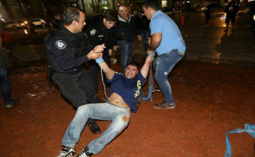 Argentinien: Gewaltsame Repression gegen Lehrer*innenstreik [mit Fotos]