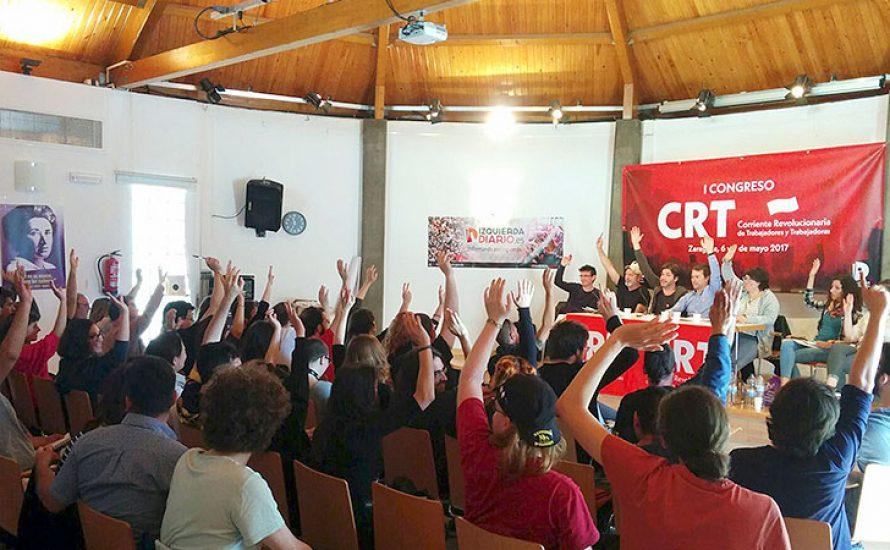 Spanischer Staat: Gründungskongress der Revolutionären Arbeiter*innen-Strömung (CRT)