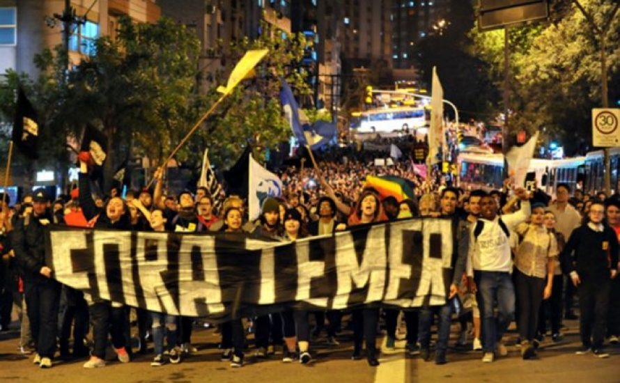 Stürzt Brasiliens Präsident Temer?